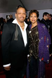Terence Blanchard and Robin Blanchard at the 51st Annual Grammy Awards.