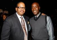 Terence Blanchard and Don Cheadle at the Thelonious Monk Institute of Jazz honoring B.B. King event.