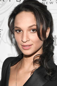 Ruby Modine at the Entertainment Weekly Celebration of SAG Award Nominees in Los Angeles.