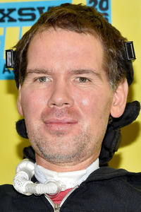 Steve Gleason at the screening of