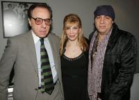 Peter Bogdanovich, Steven Van Zandt and Maureen Van Zandt at the 2006 DGA Honors.