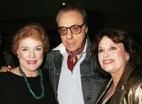 Peter Bogdanovich, Pippa Scott and Lana Wood at the 50th anniversary screening of