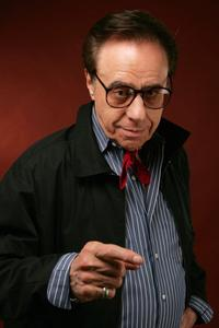 Peter Bogdanovich at the AFI Fest 2006 Portrait Session.