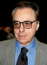 Peter Bogdanovich at Cannes Film Festival for the premiere of