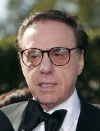 Peter Bogdanovich at the 59th Annual Primetime Emmy Awards.