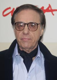 Peter Bogdanovich at 2nd Rome Film Festival for the photocall of