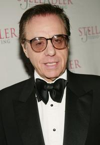 Peter Bogdanovich during Stella By Starlight honors gala benefitting the Stella Adler Studio Of Acting.