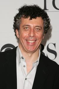 Eric Bogosian at the 2007 Tony Awards nominees press reception.