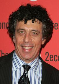 Eric Bogosian at the opening night of the play