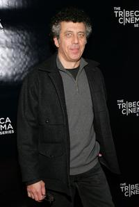 Eric Bogosian at the screening of