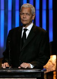 Julian Bond at the 37th Annual NAACP Image Awards.