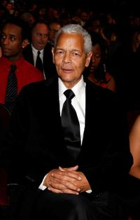 Julian Bond at the 39th NAACP Image Awards.