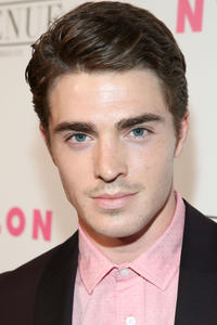 Spencer Neville at the NYLON Young Hollywood Party in Los Angeles.