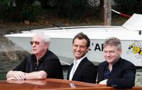 Kenneth Branagh, Michael Caine and Jude Law at the