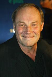 Klaus Maria Brandauer at the Bambi awards in Hamburg.