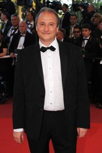 Patrick Braoude at the premiere of