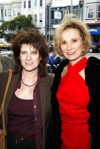 Catherine Breillat and Roxanne Messina Captor at the showing of the movie