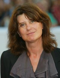 Catherine Breillat at the opening ceremony of the 59th Venice Film Festival.