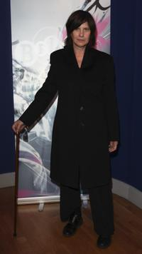 Catherine Breillat at the premiere of