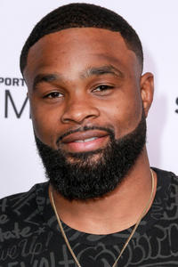 Tyron Woodley at the