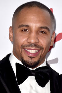Andre Ward at The Diamond Ball II in Santa Monica, California.