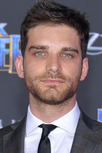 Jeff Ward at the premiere of