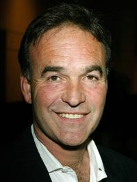 Nick Broomfield at the charity screening of