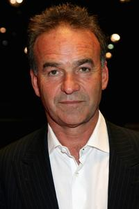 Nick Broomfield at the premiere of