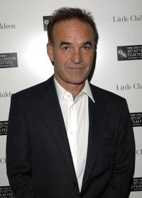 Nick Broomfield at the gala screening of