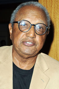 Floyd Norman at the AMPAS Gold Standard screening of