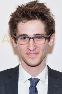 Noah Robbins at the New York premiere of