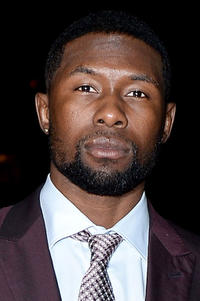 Trevante Rhodes at the