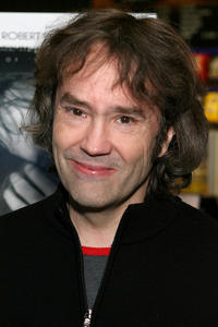 Carter Burwell at the premiere of