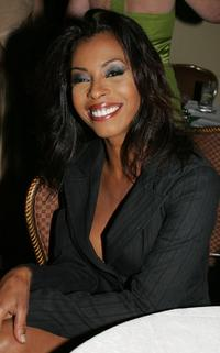 Khandi Alexander at the annual Los Angeles gala.