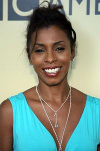 Khandi Alexander at the BAFTA/LA-Academy of Television Arts and Sciences Tea party.