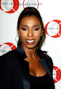 Khandi Alexander at the 9th Annual American Choreography Awards.