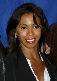 Khandi Alexander at the Director's Guild of America.