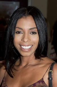 Khandi Alexander at the special preview performance of Sally Kellerman's one woman show
