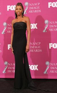 Khandi Alexander at the 36th NAACP Image Awards.