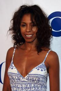 Khandi Alexander at the CBS Summer Stars Party 2007.