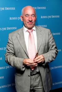 Simon Callow at the gala premiere of