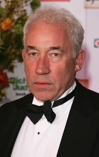 Simon Callow at the Galaxy British Book Awards.