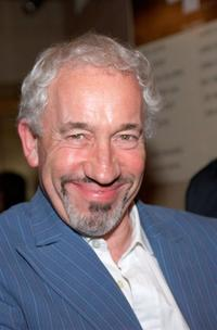 Simon Callow at the opening night of the play