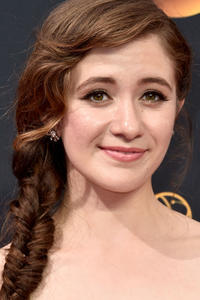 Noel Wells at the 68th Annual Primetime Emmy Awards in Los Angeles.