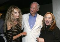 Dyan Cannon, Susan Seidelman and Samuel Goldwyn at the Pacific Design Centre Silver Screen Theatre for the premiere after party of