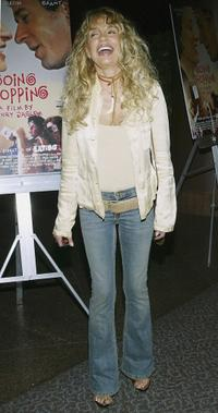 Dyan Cannon at the Directors Guild of America for the film premiere of