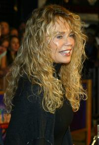 Dyan Cannon at the Universal Studios Cinemas for the premiere of