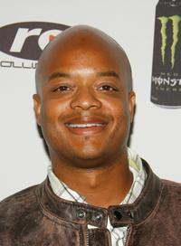 Todd Bridges at the Urban Health Institutes second annual celebrity poker championship.