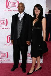 Todd Bridges and wife Dori Smith at the 5th Annual TV Land Awards.