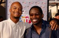 Todd Bridges and Guy Torrey at the